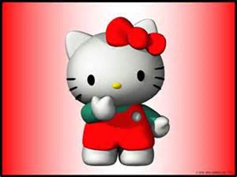 gambar  kitty lucu  kitty imut terbaru
