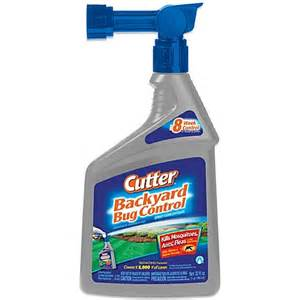 cutter 174 backyard 32 ounce bug spray concentrate - Cutter Backyard Bug