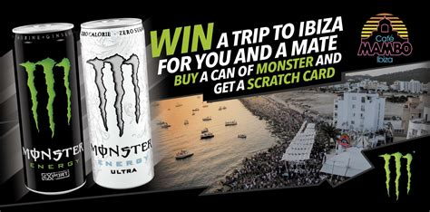 Monster Energy Gear Giveaway - promotions