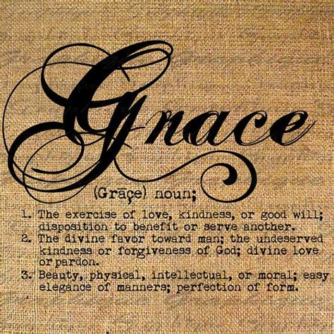 favor meaning definition grace text typography words digital image