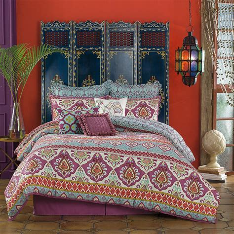 mediterranean comforter sets anthology mediterranean bedding