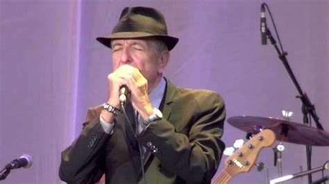 leonard cohen going home ghent 15 08 2012