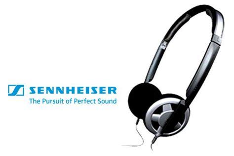 Headset Sennheiser Px 80 jual headphone portable sennheiser portable headphone px 80 black original diskon meriah