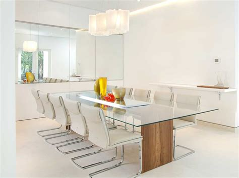 interior decoration minimalist furniture design for a modern dining room