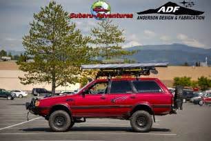 Lifted Subaru Loyale 6 Lift Ea82 Build By Design