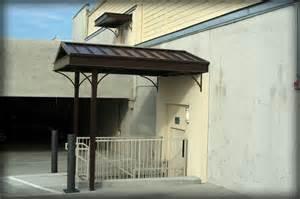 standing seam awning standing seam awnings corrugated aluminum canopies
