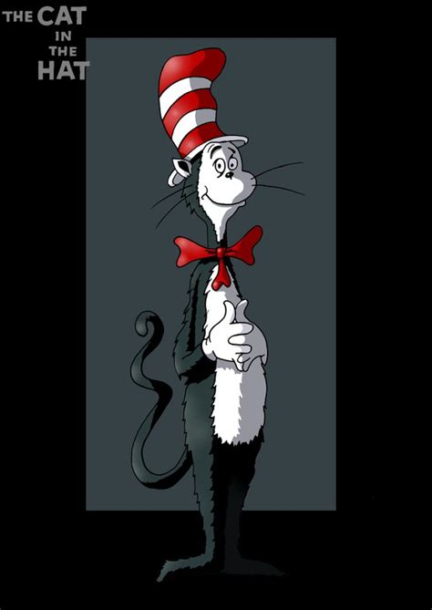The Cat In The Hat by The Cat In The Hat By Nightwing1975 On Deviantart