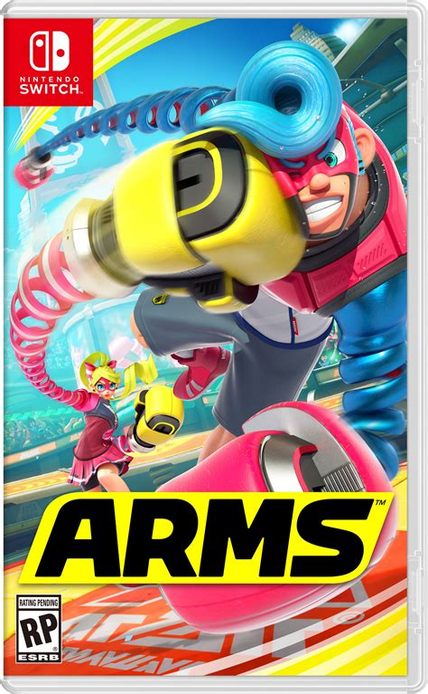 Nintendo Switch Arms nintendo switch are 60 here s what the boxes look like polygon