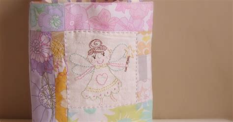 Patchwork Creations - creations embroidered patchwork bags
