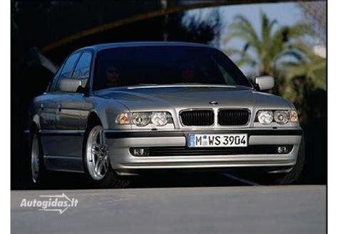 Bmw Seri 7 Thn 1994 2001 730il Silver Series Car Cover Argento bmw 730 e38 d aut 2000 2001 autogidas