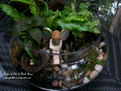 fairy terrarium diy project create your own terrarium our fairfield home garden