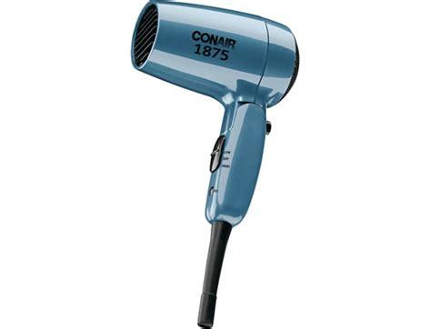 Conair Fast Hair Dryer conair 1875 watt folding handle hair dryer 12 99