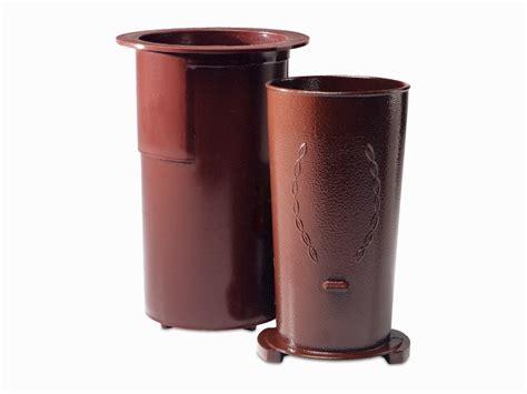 Mausoleum Vases by Spartan Ii Vase Supply Inc