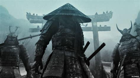 epic japanese film dark samurai full hd wallpaper and background image