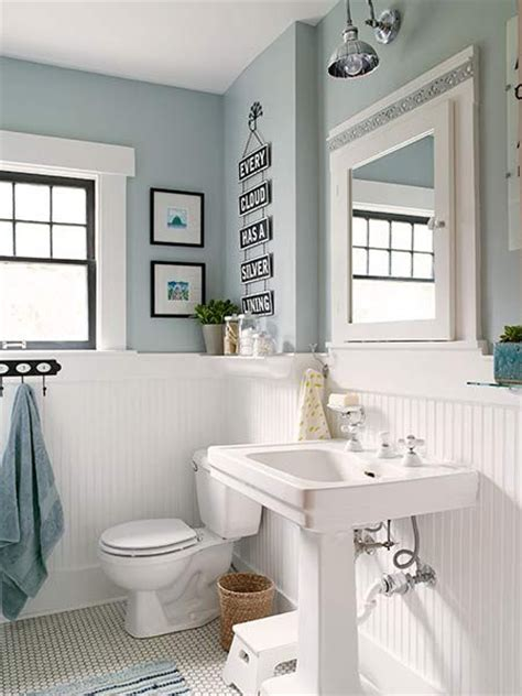Bathroom Colors With Trim 1000 Ideas About Wainscoting Bathroom On Bead
