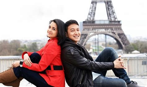 resume film london love story michelle ziudith inginkan hubungan serius berkat london