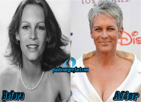 jamie lee curtis facts jamie lee curtis plastic surgery before and after