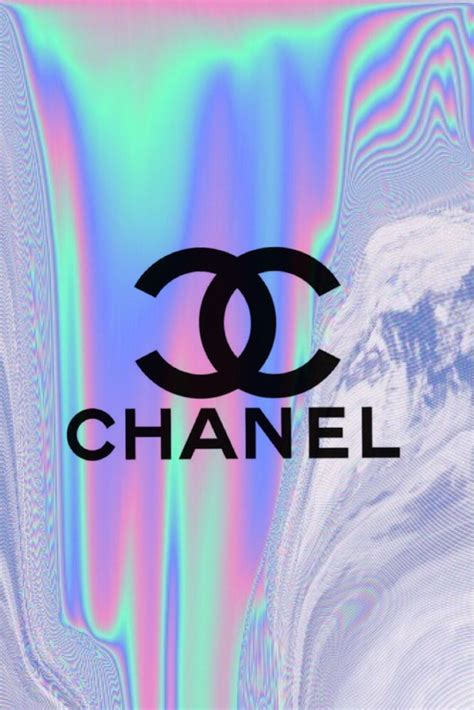 chanel desktop wallpaper tumblr chanel holographic iphone wallpaper backrounds