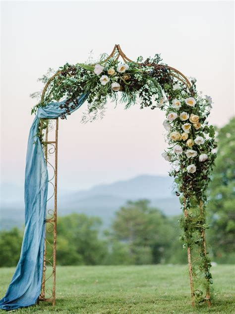 Wedding Arbor Fabric by 1000 Ideas About Wedding Arbor Decorations On