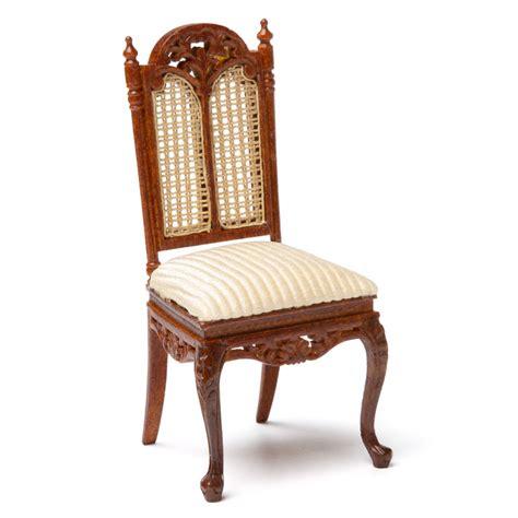 dollhouse miniature barrington side chair miniature