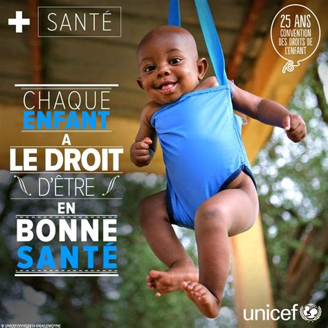 201 Pingl 233 Par Unicef France Sur 25 Ans Des Droits De L