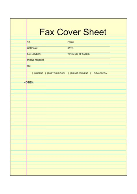 what to write on a fax cover letter cover letter
