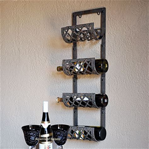 Metal Wine Racks For Wall by Wall Wine Rack Large Selection Of Wine Racks Wall