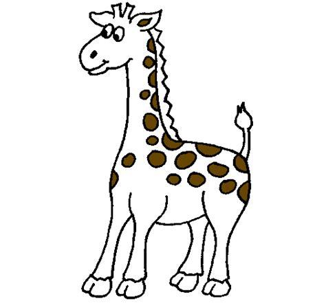 Dessin De Girafe Colorie Par Membre Non Inscrit Le 22 De