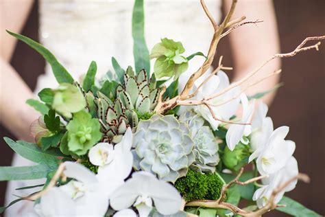 Flower Arrangements Diy floral verde llc woodland and succulents