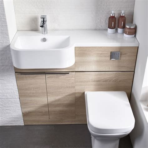 Tavistock Bathroom Furniture Tavistock Match White Run Left Wc Unit 1000mm