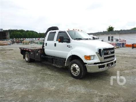 F650 Truck For Sale by Ford F650 Flatbed Trucks For Sale Used Trucks On Buysellsearch