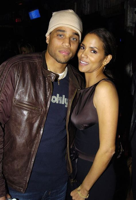 michael ealy wife age halle berry s love life mirror online