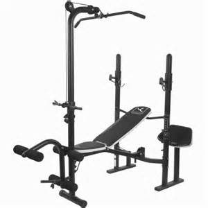banc musculation domyos 233 tat impeccable fitness