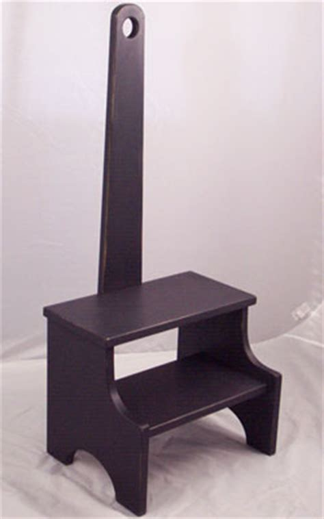 Shaker Step Stool With Handle by Shaker Step Stool Pouting Chair