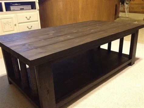 Rustic X Coffee Table White Modified Rustic X Coffee Table Diy Projects