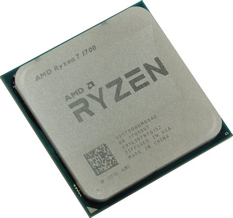 Amd Ryzen 7 1700 3 0 Socket Am4