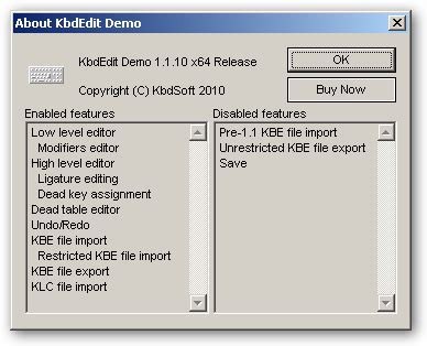 layout editor full version kbdedit the best keyboard layout editor 64bit version