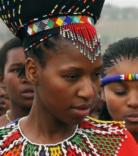 african zulu headdress september 2011