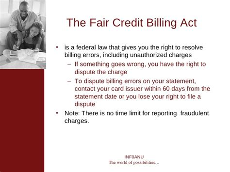 Credit Dispute Letter Fair Credit Reporting Act credit card fraud