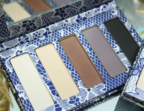 Lorac Cosmetics Lust Lace lorac lust lace matte shimmer eye shadow palettes for 2015 vy varnish