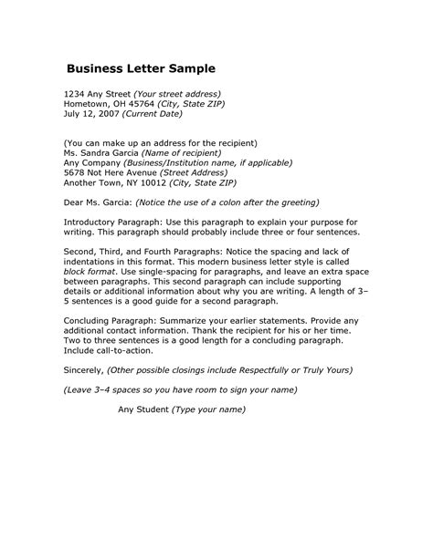 Start A Business Letter In New Start Business Letter Resume Daily