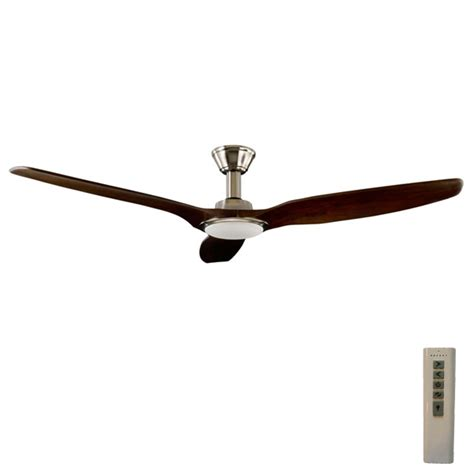 Ceiling Fan Warehouse by Trident Dc Ceiling Fan High Airflow Led Light Satin