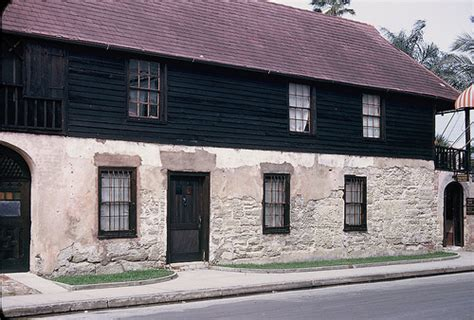 Oldest House In America by Oldest House In America Well In St Augustine At Least