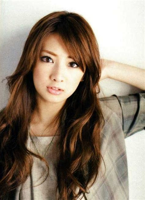 korean haircut for long hair round face 15 collection of korean long hairstyles for round faces