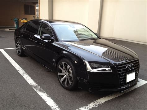 Audi A8 Custom by Custom Audi A8 Car Interior Design