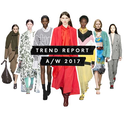 News Stylecom Trend Report For 2007 by Autumn Winter 2017 Fashion Trends The Ultimate Edit