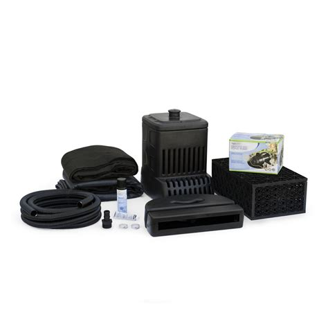 waterfall kits for backyard waterfall kits illinois landscape supply