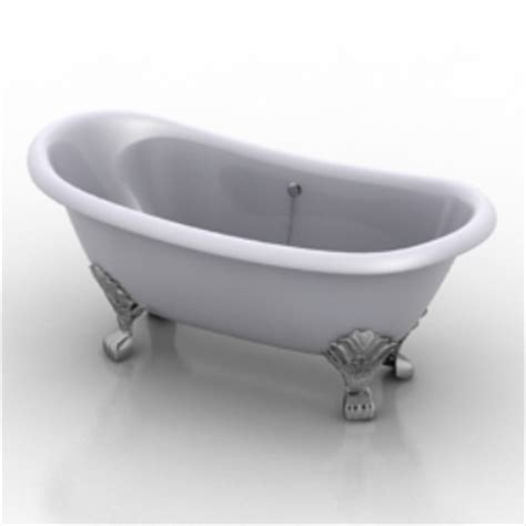 model in bathtub luxury bath 3d model download free 3d models download
