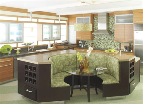 Kitchen Booth Designs Kitchen Island With Booth Seating House Furniture