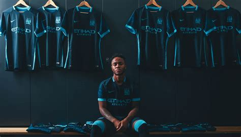 Jersey Manchastwr City Home Leaked 1516 oficial manchester city nike 15 16 away kit todo sobre
